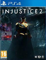 Jaquette de Injustice 2 PS4