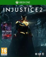 Jaquette de Injustice 2 Xbox One