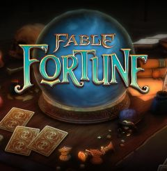 Jaquette de Fable Fortune PC