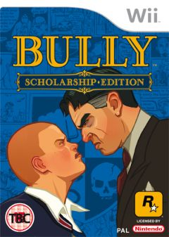 Jaquette de Bully : Scholarship Edition Wii