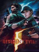 Jaquette de Resident Evil 5 PS4