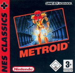 Jaquette de Metroid Game Boy Advance