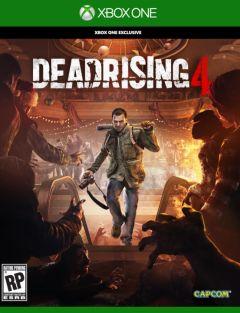 Jaquette de Dead Rising 4 Xbox One