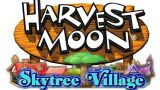 Jaquette de Harvest Moon : Skytree Village Nintendo 3DS