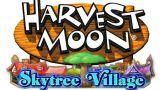 Jaquette de Harvest Moon : Skytree Village Nintendo 3DS