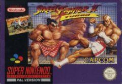Jaquette de Street Fighter II Turbo: Hyper Fighting Super NES