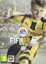 Jaquette de FIFA 17 PC
