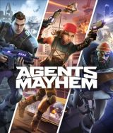 Jaquette de Agents of Mayhem PC