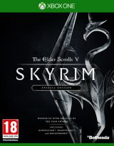 Jaquette de The Elder Scrolls V : Skyrim Xbox One