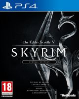 Jaquette de The Elder Scrolls V : Skyrim - Special Edition PS4