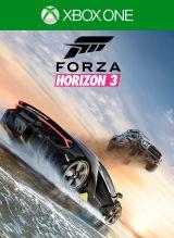 Jaquette de Forza Horizon 3 Xbox One