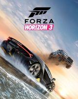 Jaquette de Forza Horizon 3 PC