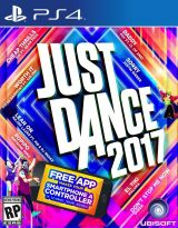 Jaquette de Just Dance 2017 PS4