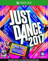 Jaquette de Just Dance 2017 Xbox One