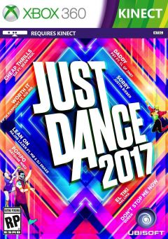 Jaquette de Just Dance 2017 Xbox 360