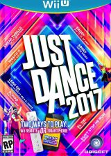 Jaquette de Just Dance 2017 Wii U