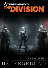 Jaquette de The Division - Underground PS4