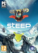 Jaquette de Steep PC