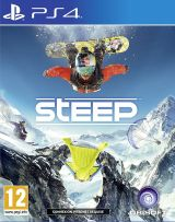 Jaquette de Steep PS4