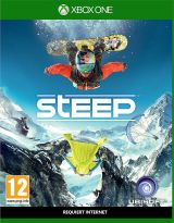 Jaquette de Steep Xbox One
