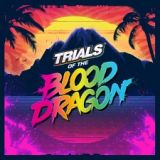 Jaquette de Trials of the Blood Dragon PS4