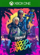 Jaquette de Trials of the Blood Dragon Xbox One