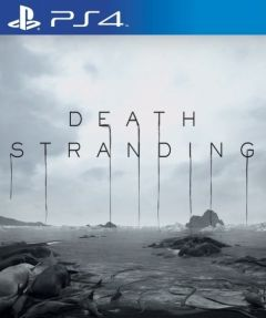 Jaquette de Death Stranding PS4