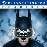 Jaquette de Batman Arkham VR PlayStation VR