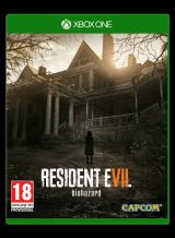 Jaquette de Resident Evil 7 biohazard Xbox One