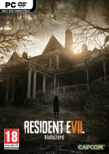 Jaquette de Resident Evil 7 biohazard PC
