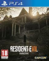 Jaquette de Resident Evil 7 biohazard PS4