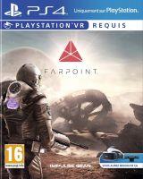 Jaquette de Farpoint PlayStation VR