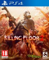 Jaquette de Killing Floor 2 PS4