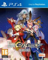 Jaquette de Fate/Extella : The Umbral Star PS4