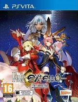 Jaquette de Fate/Extella : The Umbral Star PS Vita
