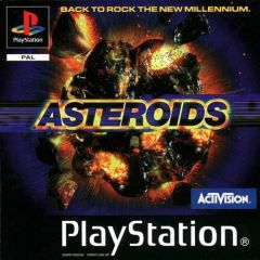 Jaquette de Asteroids PlayStation