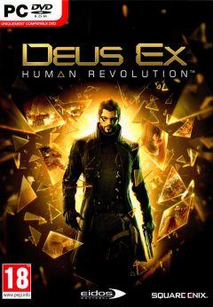 Jaquette de Deus Ex : Human Revolution PC
