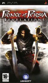 Jaquette de Prince of Persia Revelations PSP
