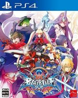 Jaquette de Blazblue : Central Fiction PS4
