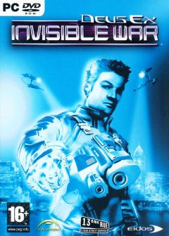 Jaquette de Deus Ex : Invisible War PC