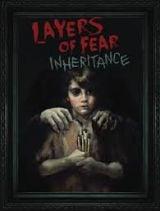 Jaquette de Layers of Fear : Inheritance PS4