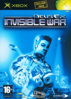 Jaquette de Deus Ex : Invisible War Xbox