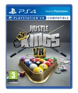 Jaquette de Hustle Kings VR PlayStation VR