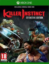 Jaquette de Killer Instinct Definitive Edition Xbox One