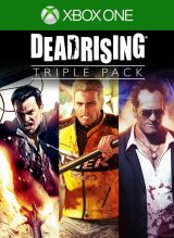 Jaquette de Dead Rising Triple Pack Xbox One