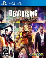 Jaquette de Dead Rising Triple Pack PS4