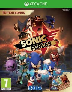 Jaquette de Sonic Forces Xbox One