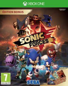 Jaquette de Sonic Forces Xbox One