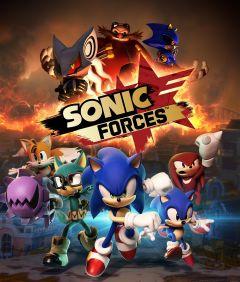 Jaquette de Sonic Forces PC