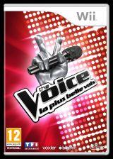 Jaquette de The Voice, la plus belle voix Wii